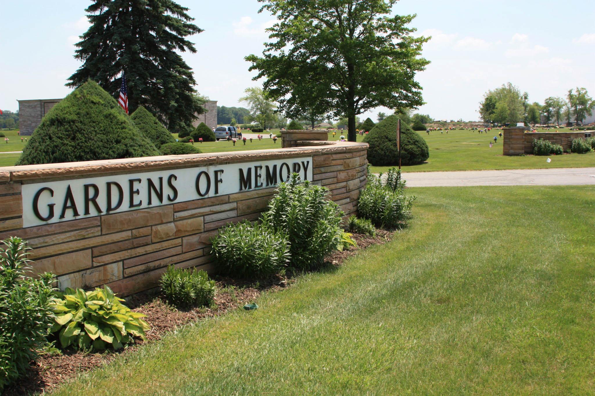 Gardens of Memory Entrance