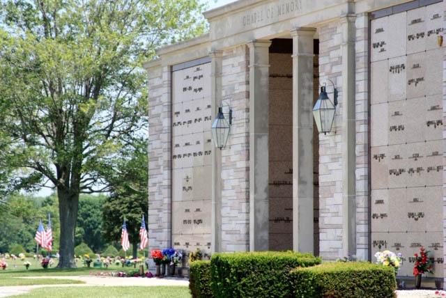 Gardens of Memory Funeral