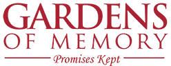 Gardens of Memory Logo